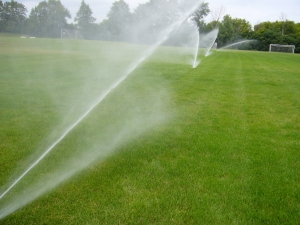 Acme Lawn Sprinkler Systems at Sports Fields