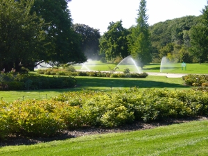 Acme Lawn Sprinkler Systems at Boerner Botanical Gardens
